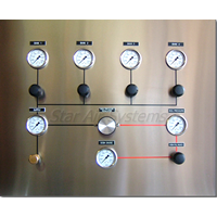 HIGH PRESSURE AIR CONTROL PANELS