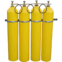 USED DOT CYLINDERS