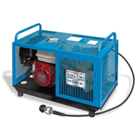 MCH6 COMPACT PORTABLE HIGH PRESSURE COMPRESSOR