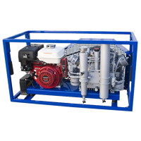 SA MINI HIGH PRESSURE GAS POWERED AIR COMPRESSOR