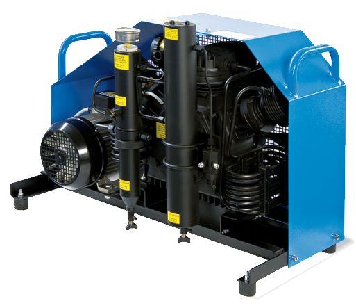 SA MCH13 HIGH PRESSURE ELECTRIC-POWERED AIR COMPRESSOR - Click Image to Close